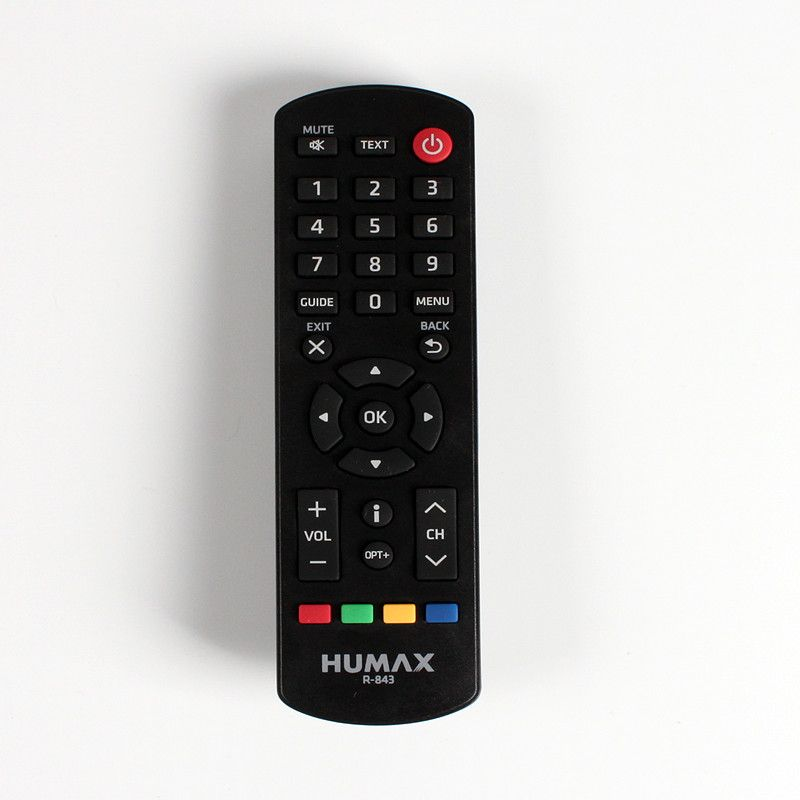 Remote Control For HUMAX Receiver RM843, Directly Use