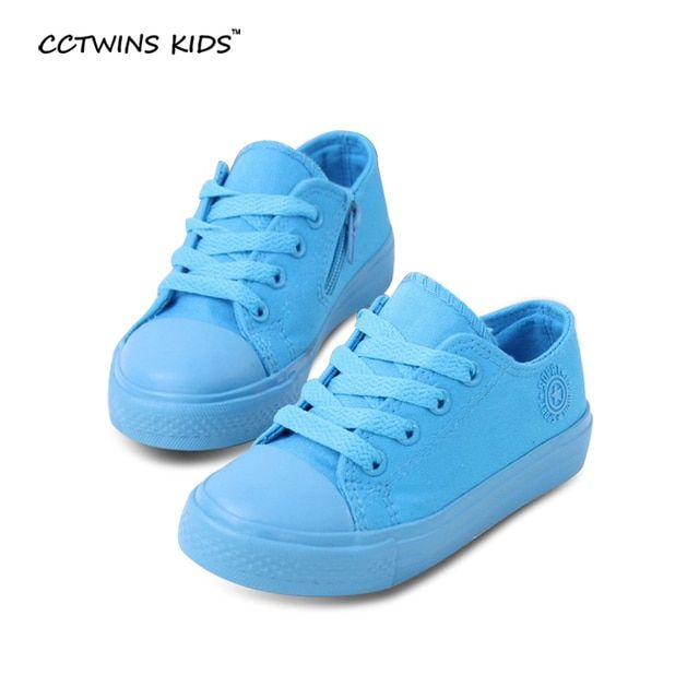 free shipping 2015 new autumn children candy color canvas shoes girls boys low shoes baby kids casual sneakers
