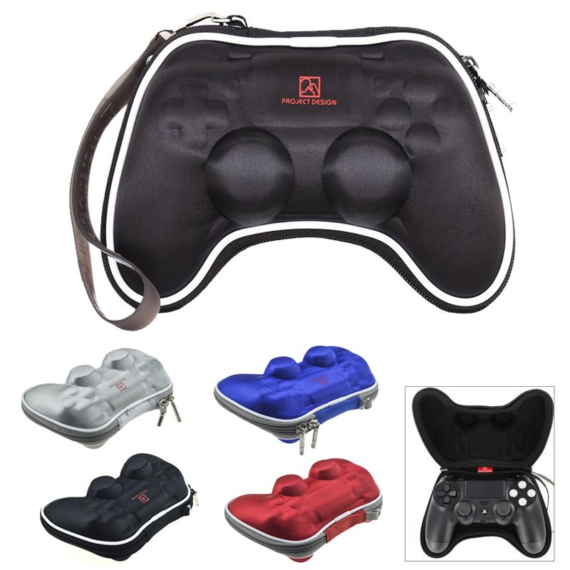 Travel Carry Pouch Case For PS4 Carrying Travelling Bag For Sony Playstation 4 Controller Gamepad Joystick Joypad Accessories