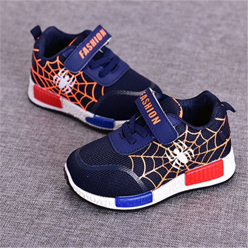 Boys Shoes Hotsale Kids Fashion Sneakers Shoes For Boys Children Canvas Sport zapatillas Shoes Kids Bigger Size 26-37
