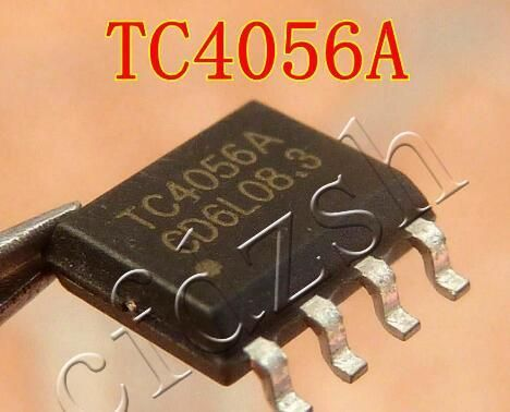 ME4056 TC4056A TP4056 SOP 1A  integrated circuit