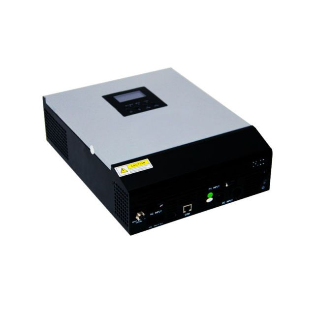 MAYLAR@ 48VDC 5000VA Peak Power 10000VA Pure Sine Wave Solar Hybrid Inverter Built-in 60A MPPT Controller With Communication LCD