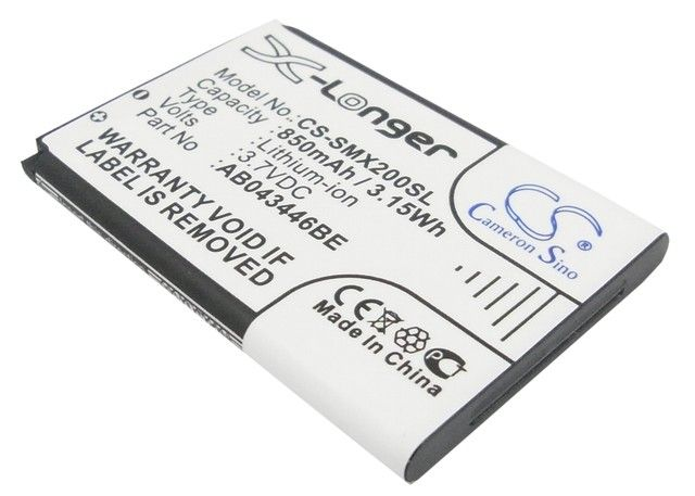 Cameron Sino Battery For SAMSUNG GT-C5212, GT-E1080, GT-E1100, GT-E1107, GT-E1120C, GT-E1310, GT-E1310C, etc
