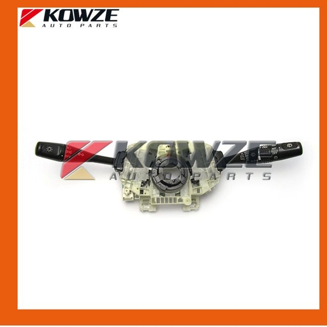 Steering Wheel Combination Switch Headlamp Windshield Wiper Switch For Mitsubishi Pajero Pinin Montero IO MR329528