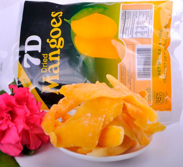 Mango 2016 Hot Sale Promotion Buy 5 Get 6! Philippine Dried mango 7d Snack Fruit 100g Tropical Imported Instant Candy Food Snack