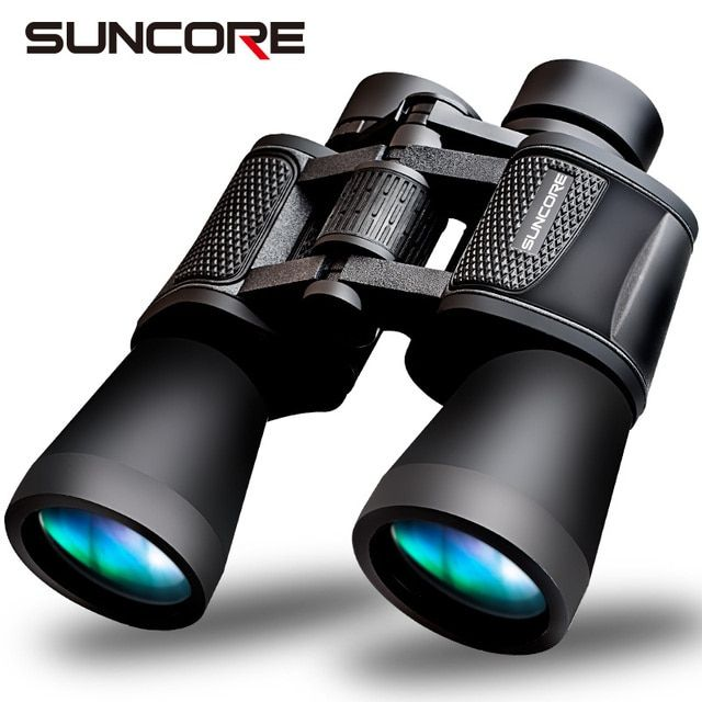 SUNCORE BD 16X50 high quality Professional Waterproof binoculars with Wide Angle Vision Hunting