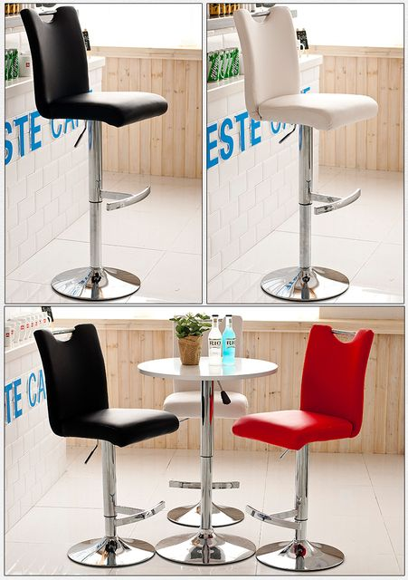 Europe and the United States popular hair salon chair show exhibition stool free shipping