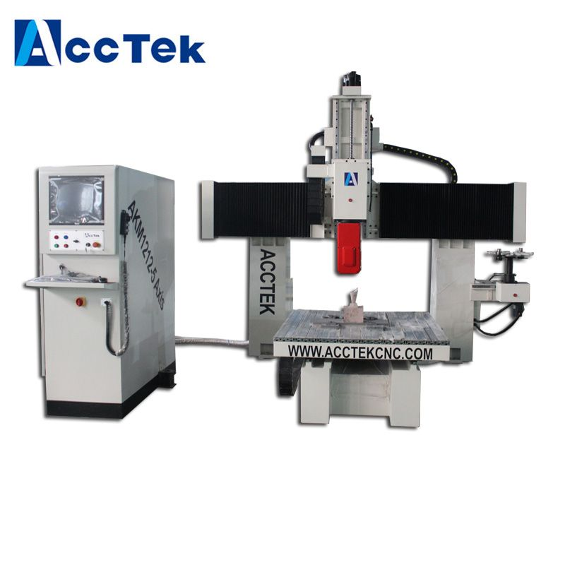 Good price 5 axis cnc machine/5 axis cnc milling machine