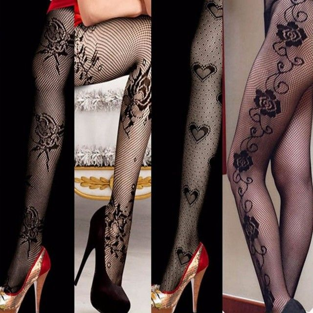 Plus size sexy stocking women Thigh high stockings appeal to fix the leg show thin sexy stockings yewa
