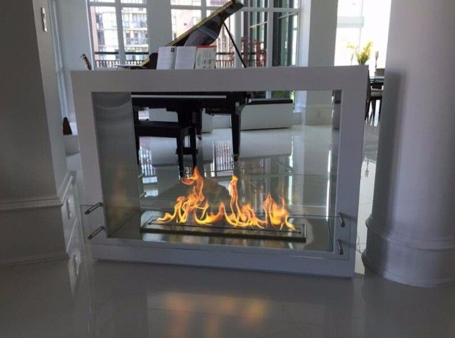 on sale 60'' bio fireplaces with remote control lareira
