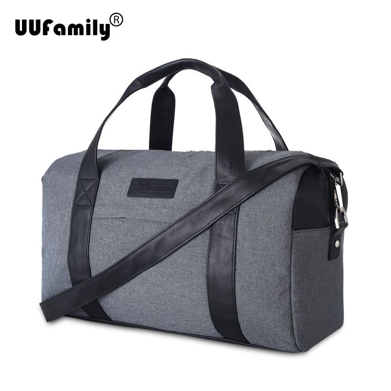 UU Family Men Travel Bag with Shoulder Strap Business Duffel Bag for Trolley deporte Travelling tote luggage bag Bolsas de Viaje