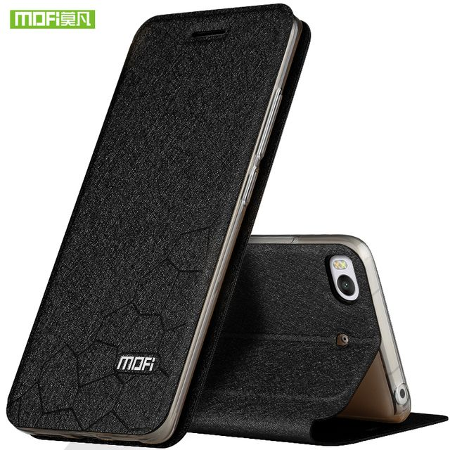 Xiaomi Mi5S Case hard cover ultra thin tpu silicon original Mofi Xiaomi Mi5S case shockproof Mi5S 5S leather flip book 360 coque