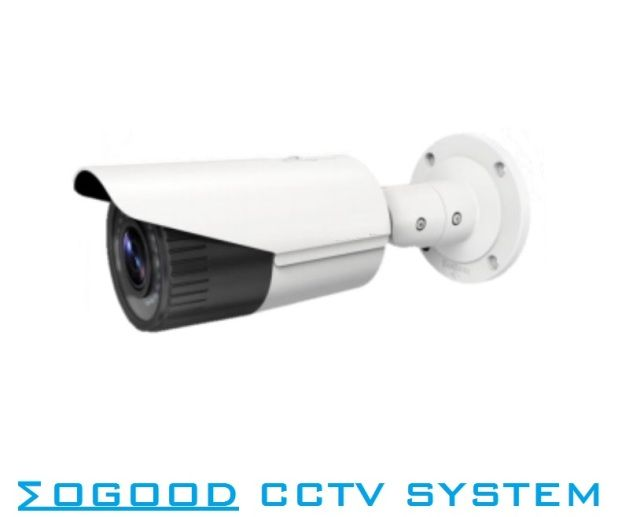 Hikvision International Version DS-2CD1641FWD-IZ 4MP IP Bullet Camera 2.8mm-12mm Motorized VF Lens EZVIZ P2P PoE  IR 30M Outdoor