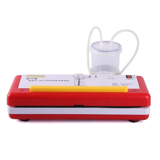 220V SINBO DZ-280/SE household Food Vacuum Sealer dry or wet environment avaible,handy vacuum sealing machine