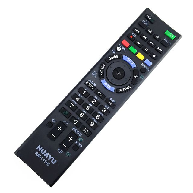 remote control suitable for sony TV RM-ED047 RM-YD103 RM-YD102 RM-YD087 rm-yd079 RM-GD027 huayu