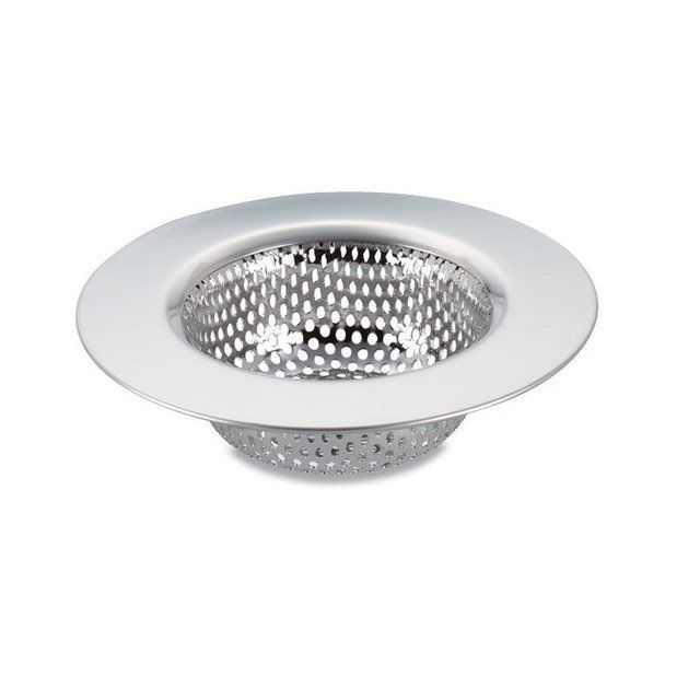 "GSFY-PerForated Mesh Design 4.5"" Floor SInk DraIn StraIner"