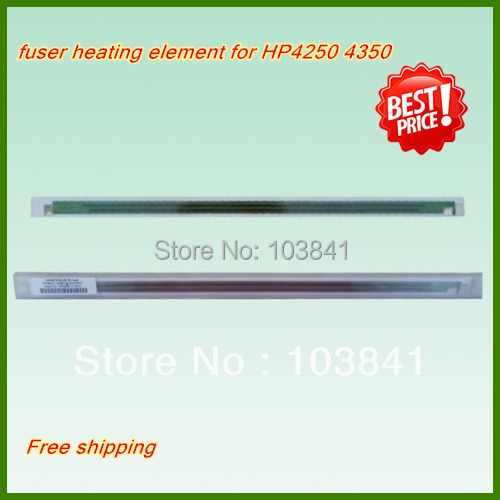 Free shipping retail cartridge heater super quality RM1-1083-HE Heating element 220V for HP4250 4350 ceramic heating element