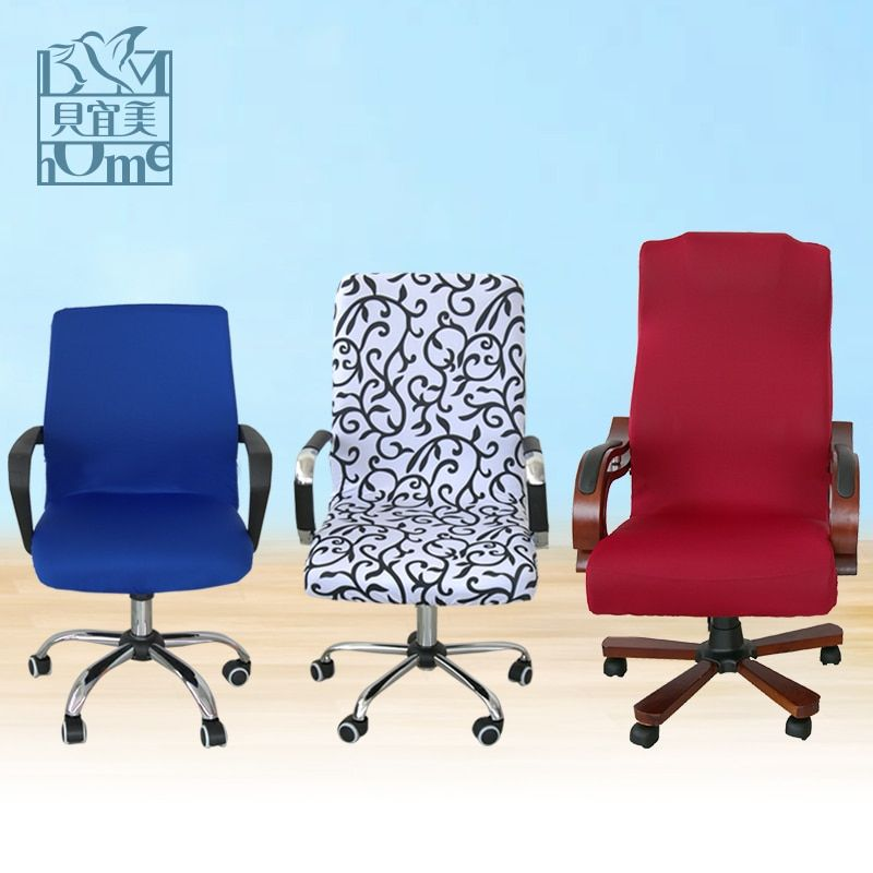 hot selling quality elastic chair covers for office chair computer chairs
