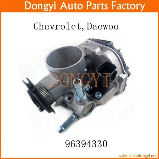 New Throttle Body OEM 96394330 for Chevrolet Daewoo
