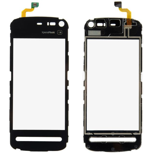 New Touch Screen Digitizer For NOKIA 5800 XpressMusic N B0019 P18 0.45