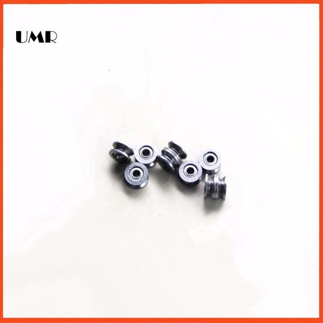 V0310 TV0310 V623 623vv 3*10*3mm open type V0310 for Computer weaving, fishing, textile machinery V-groove pulley wheel bearing