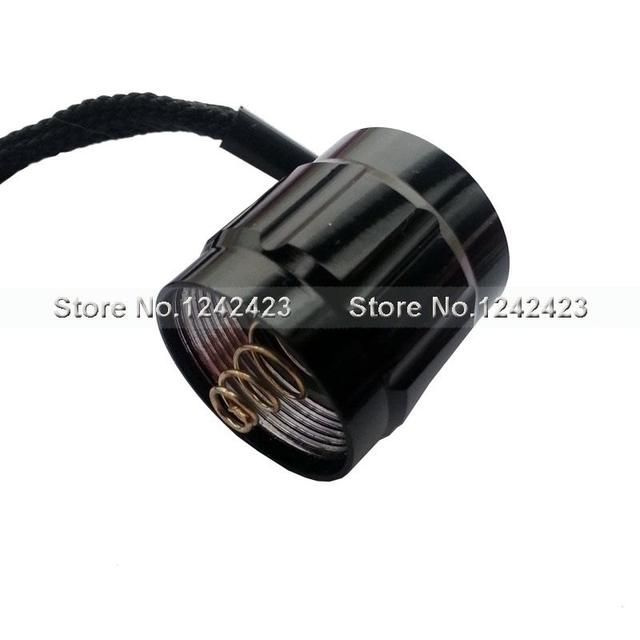 1 piece switch Assembly Replacement electronic Tail cap Switch for 501b flashlight