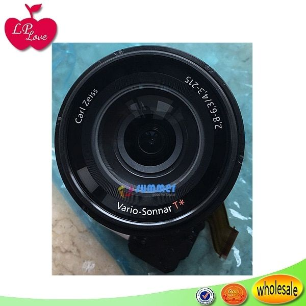 100%New HX300 zoom  For Sony DSC-HX300 LENS ON CCD  HX300 camera repair parts  free shipping