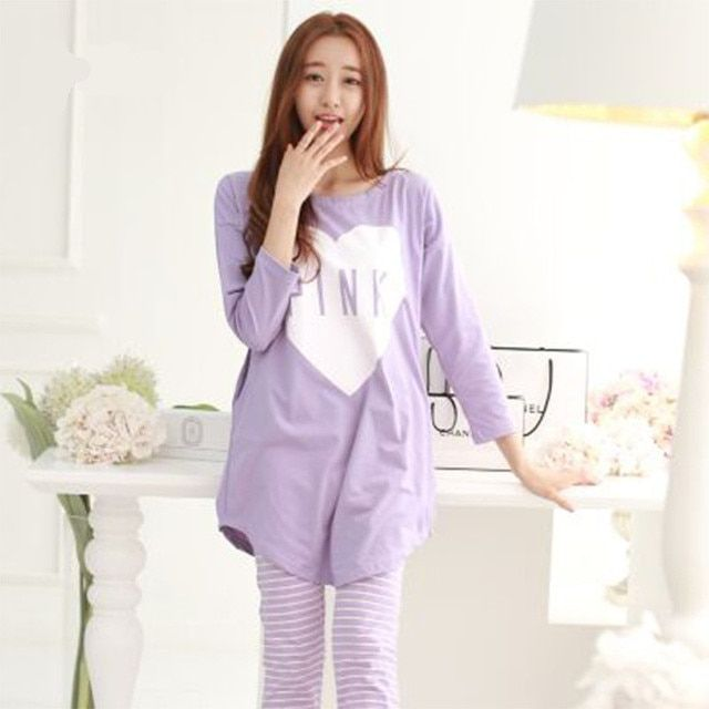 2015 Winter Women Pajamas Sets Autumn Pyjamas Sleepwear Pijamas Mujer Homewear For Women Nightgown Pyjamas Women Home Clothing