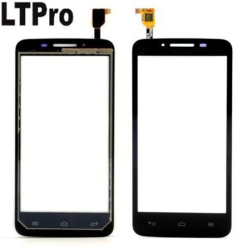 LTPro 100% Working HIgh Quality Y511 Panel Touch Screen Digitizer For Huawei Y511 SmartPhone Glass Sensor Spare Parts