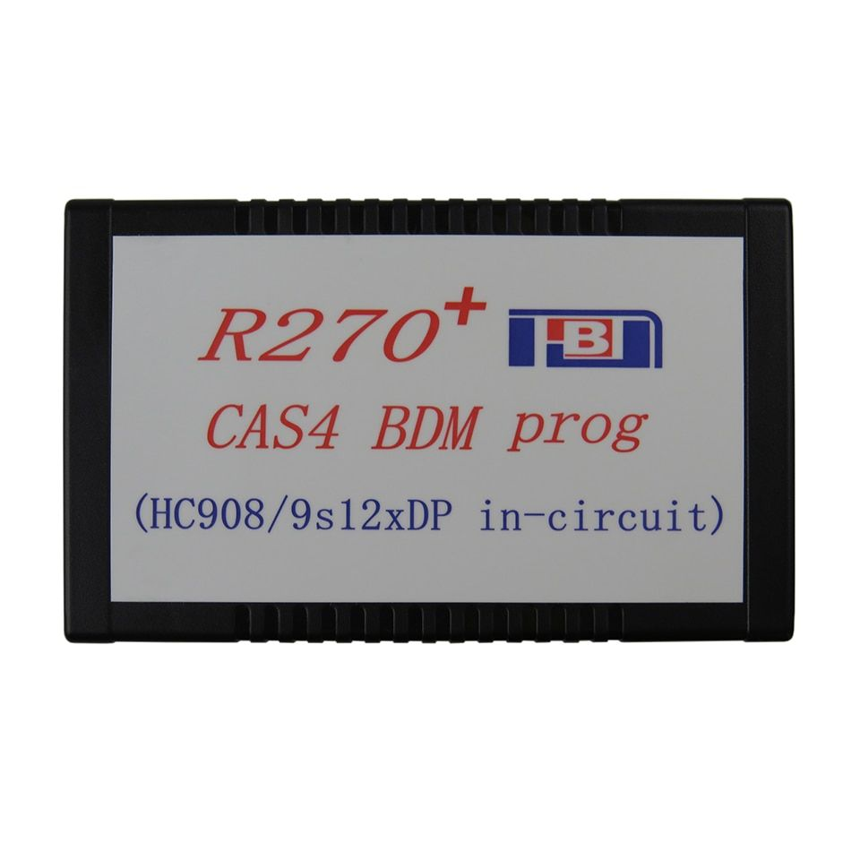 Newest Version R270+ V1.20 Car CAS4 BDM Key Programmer R270 Key Programmer r270 Professional Key Chips Auto diagnostic Tool