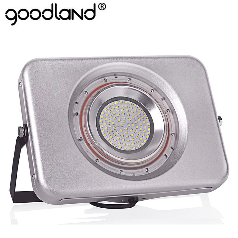 Ultrathin LED Floodlight 220V 240V LED Flood Light 10W 20W 30W 50W Reflector LED Spotlight Outdoor Lighting Waterproof IP67