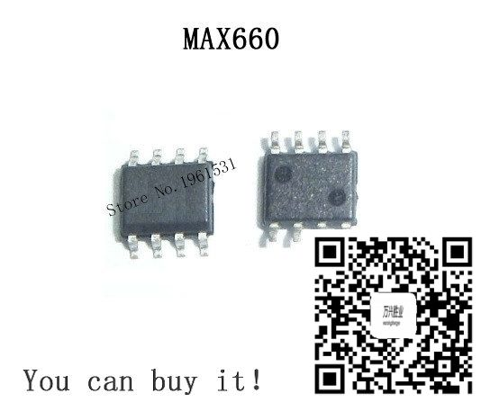 MAX660 SOP8 MAX660ESA SOP MAX660CSA SMD 10piece/lot new and original