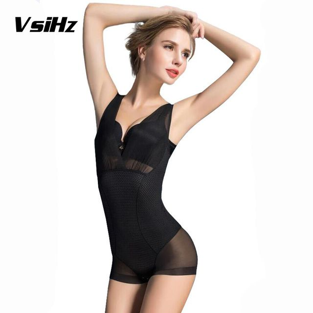 Sexy women's Pulling underwear shapers sexy corset waist postpartum abdomen thin waist corrective Firm Budysuits For weight loss