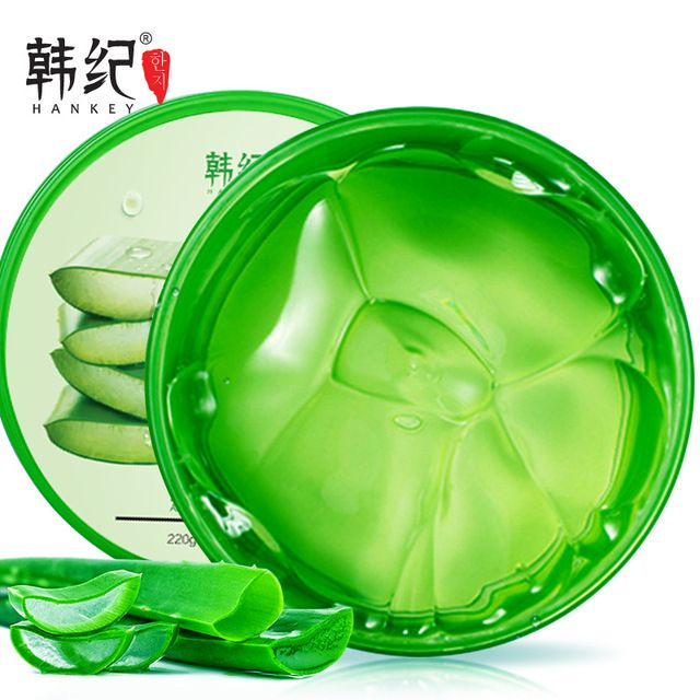 2017 Unisex Face Cream Face Cream Ageless Hankey Aloe Vera Essence Care Acne Scar Removal Skin Treatment Gel Mask Moisturizing