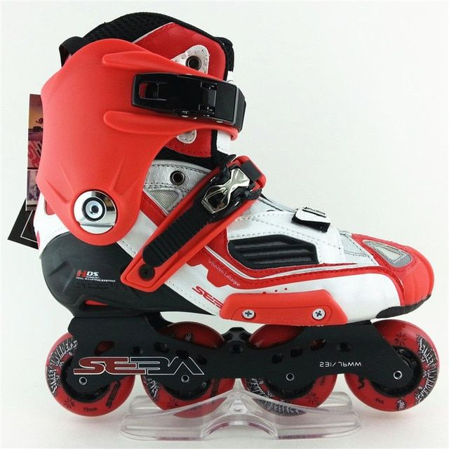 13th Classic style SEBA meters high HV adult skating shoes men and women fancy skates ice skates Santa Barba HV shoes