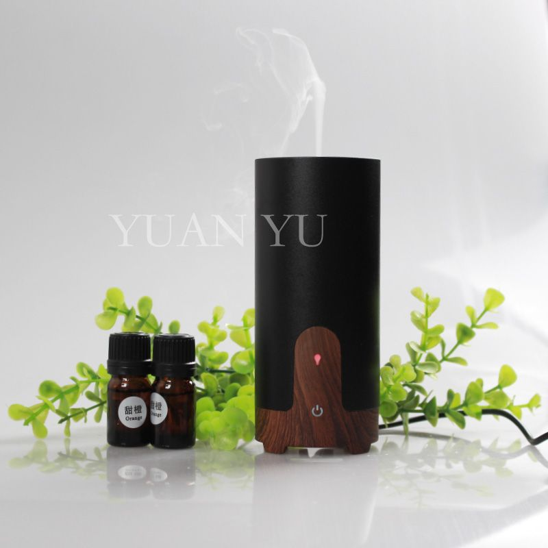 Mini Portable Super Mute USB Humidifier Aromatherapy Essential Oil Aroma Diffuser Car Air Purifier Water Mist Maker Fogger