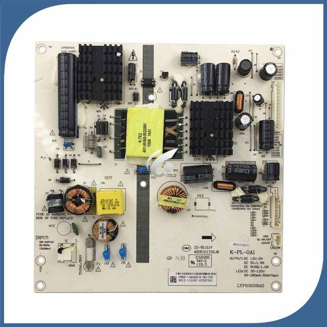 95% new good Working original used for power supply board LED4253 40PFL5449 LYP03008A0 465R1013SDJB K-PL-0A1