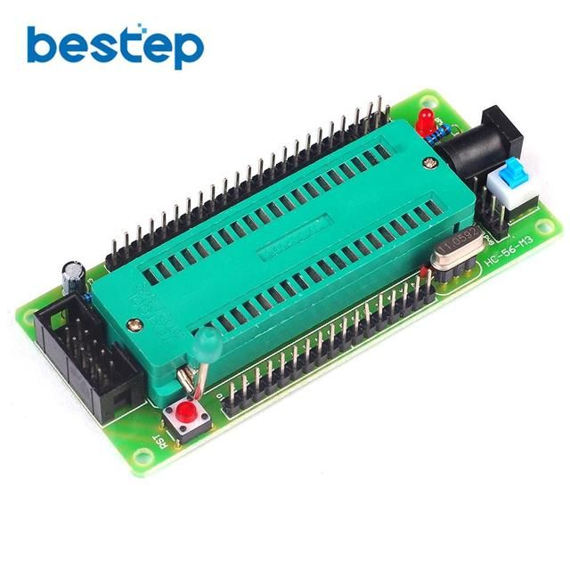 1PCS 51 AVR MCU Minimum System Board Development Board Learning Board STC Minimum System Board