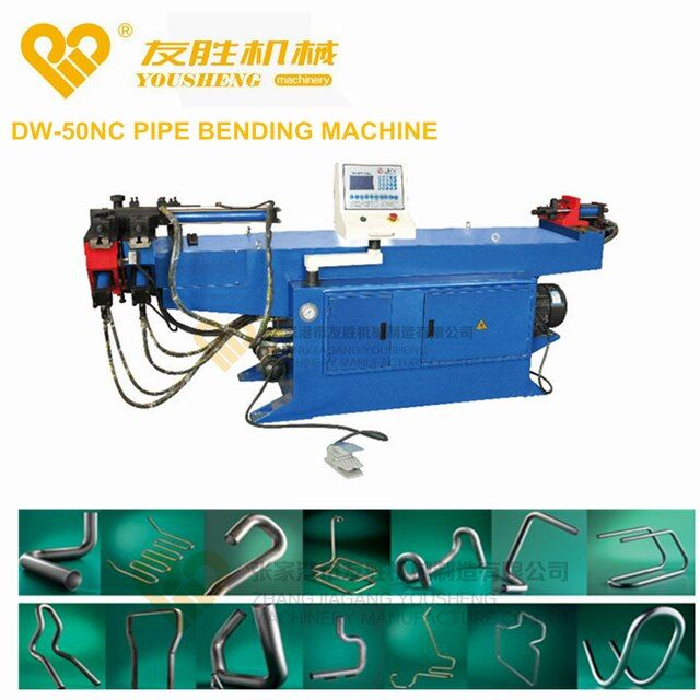 Single head Hydraulic  Pipe and Tube Bending machine Tool