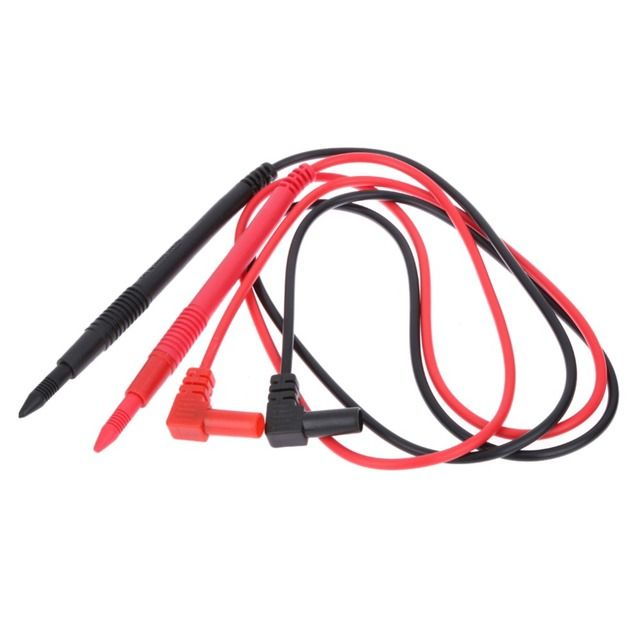 1 Pair Universal Probes for Multimeter Test Leads Pin for Digital Multimeter Meter Tester Lead Needle Probe for Multimeter 10A