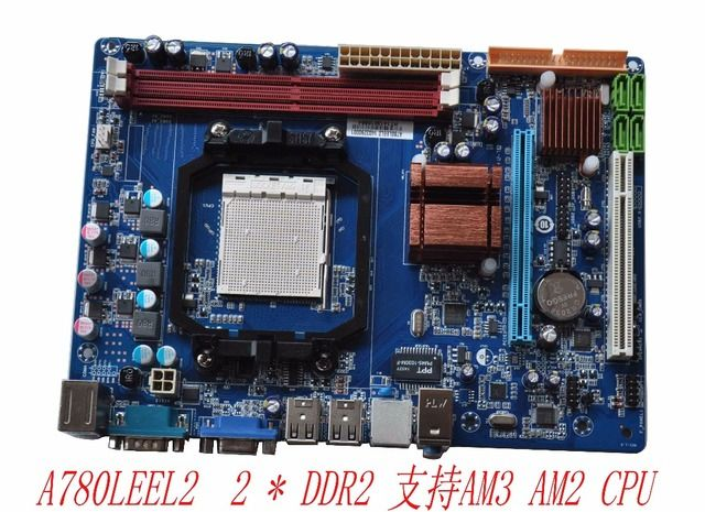 NEW socket940 A780 motherboard support 2*DDR2