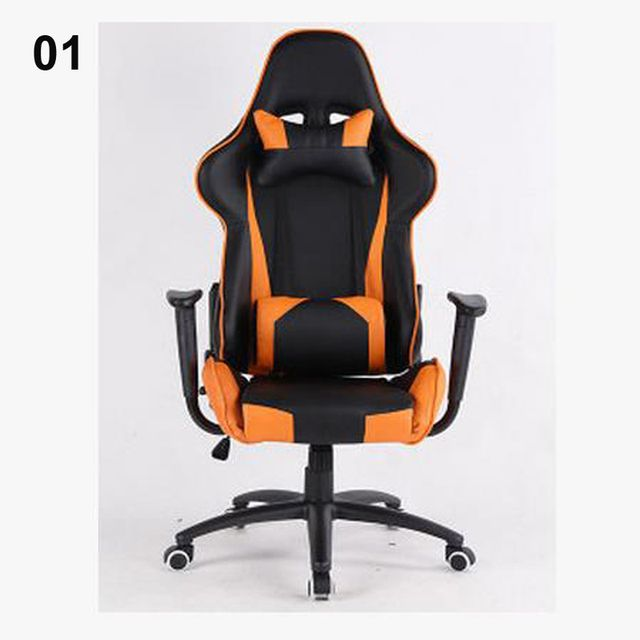 240339/Computer/Household/Office Chair/3D handrail function/Ergonomic Chair/High quality back pillow/360 degree rotating seat