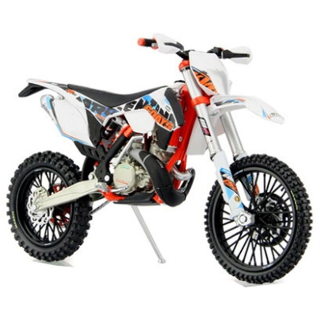 Motorcycle Model Toy 1:12 KTM Motocross Mountain Eagles Car Model Simulation Alloy Frame Ornaments Collection Gifts