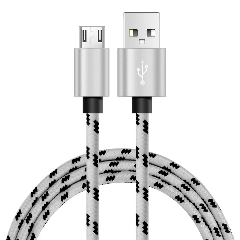 5V2A Micro USB Cable , Ugreen Fast Charging Mobile Phone USB Charger Cable 1M 2M 3M Data Sync Cable For Huawei Xiaomi Android
