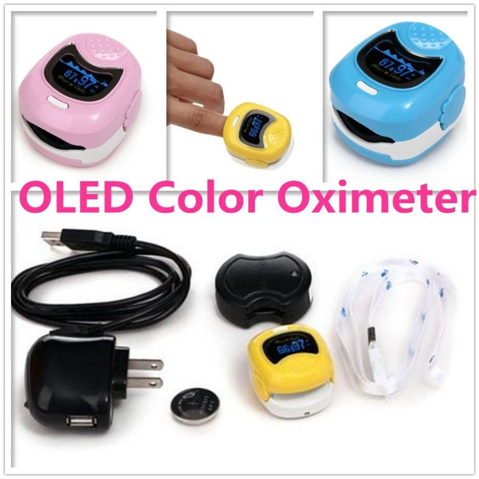 Free Shipping CE Marked OLED Display Baby Pulse Oximeter Infant Pulse Oximeter Child Oximeter Pediatric Oximeter