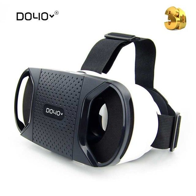 2016 Hot Brand VR BOX 3D Glasses Version Virtual Reality VR Camera Video Movie Game Glasses VR Headset