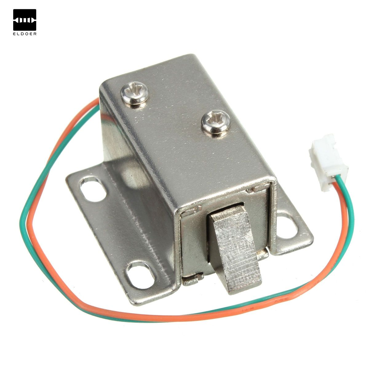 Small 27x29x18mm 12VDC Cabinet Door Drawer Electric Lock Assembly Solenoid Lock Durable in use New Electric Unit Solenoids
