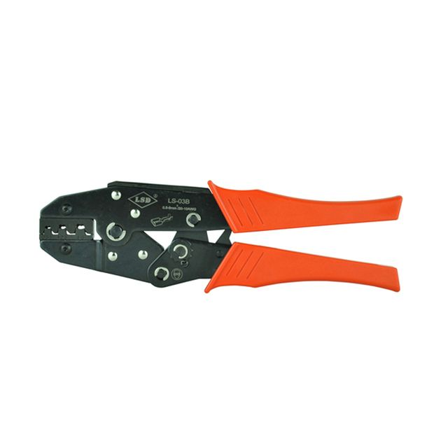 LSD specializes in high quality tool manufacturing LS series manual crimping tool LS-03B multifunctional cable crimping