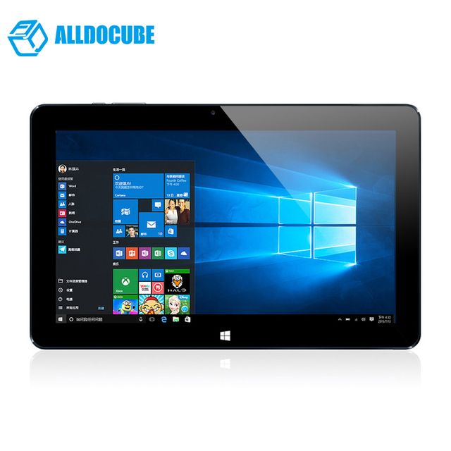 ALLDOCUBE iwork11 Stylus Tablet PC Windows10 10.6 Inch 1920*1080 Intel Atom x5-Z8300 Quad Core 4GB 64GB Rom