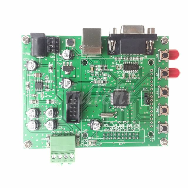 AD9959 AD9958 signal generator DDS module three-phase signal source V3 original PC software